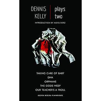 Dennis Kelly - gra dwóch przez Dennis Kelly - 9781783190126 książki