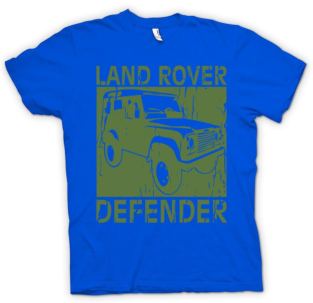 T-shirt Mens - Land Rover Defender Offroad