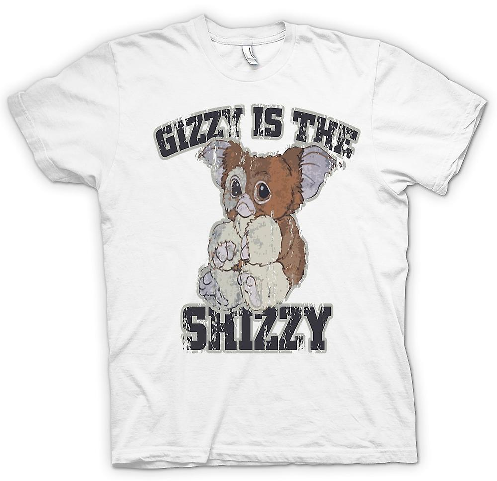 Womens T-shirt - Gizzy Is The Shizzy - Gremlins