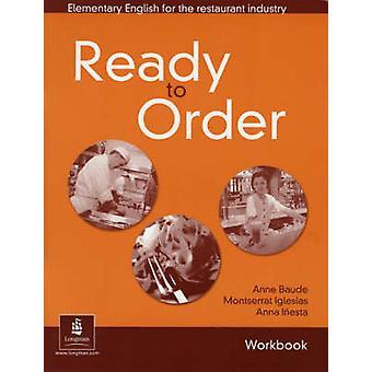 Ready to Order - Workbook by Anne Baude - Montserrat Iglesias - Anna I