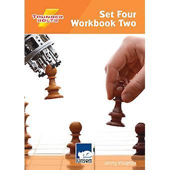 Thunderbolts Set 4 Workbook 2 by Barbara Catchpole - 9781781270899 Bo