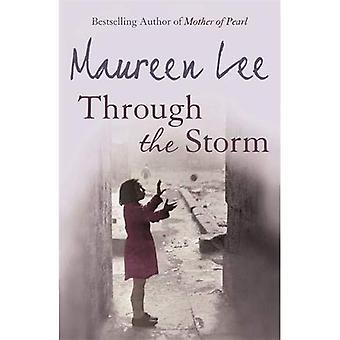 À travers la tempête