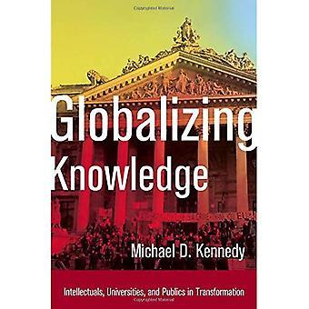 Alltmer globaliserad kunskap: Intellektuella, universitet och målgrupper i förvandling