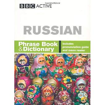 Russian Phrase Book and Dictionary (Phrasebook)