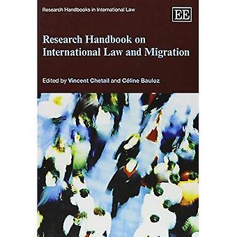 Manuale di ricerca sul diritto internazionale e migrazione (manuali di ricerca in diritto internazionale serie)