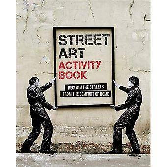 Street Art Activity Book