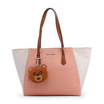 Blu Byblos Narciso Women Pink Shopping bags -- NARC913200