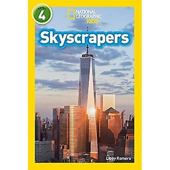 Skyskrapor: Nivå 4 (nationella geografiska läsare) (nationella geografiska läsare)