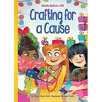 Crafting for a Cause (Maddy Mcguire, CEO)