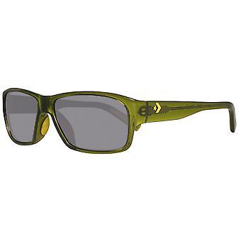 Samtala solglasögon det Post-mörkgrönt