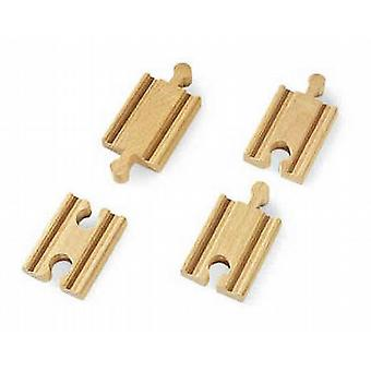 BRIO 33333 Mini straight tracks Wooden Toy