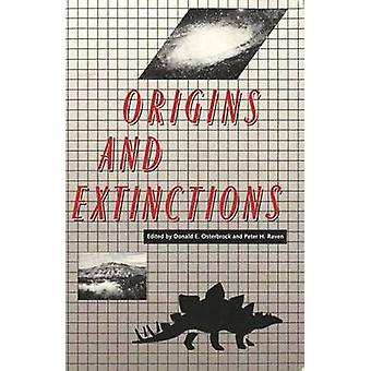 Origins and Extinctions by Osterbrock & Donald E.