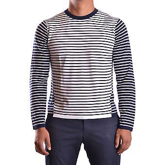 Michael Kors Blue Cotton Sweater
