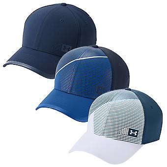 Under Armour Mens Seasonal Graphic Baseball Cap Golf Hat