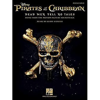 Geoff Zanelli - Pirates Of The Caribbean - Dead Men Tell No Tales by H