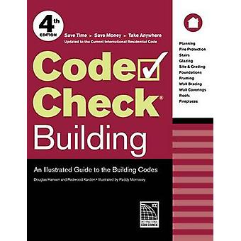 Code Check Building - An Illustrated Guide to the Building Codes (3rd)