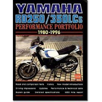 Yamaha Rd250/350lcs Performance Portfolio 1980-1996 by R M Clarke - 9