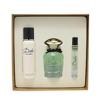 Dolce & Gabbana Dolce 3-Piece Gift Set New In Box