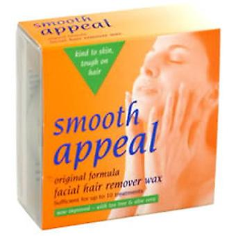 Smooth Appeal Facial Hair Remover Wax - Original Formula