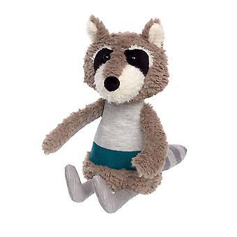 Sigikid-hugging raccoon Racoon Patchwork