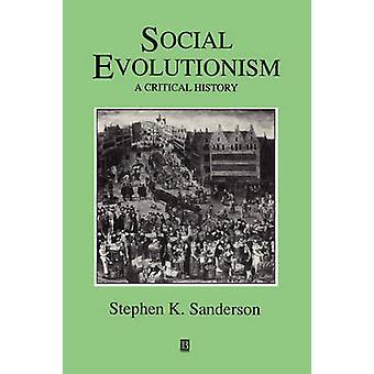 الاجتماعية التطورية-تاريخاً حاسما من ستيفن ك. ساندرسون-978