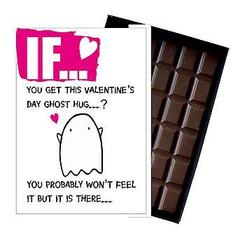 Lustige Valentinstag Geschenke für Frau Freundin Rude Boxed Schokolade für ihre IF102