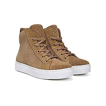 Naturalizer Womens Suede Hight Top Lace Up Fashion Sneakers