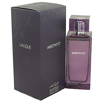 Lalique Amethyst by Lalique Eau De Parfum Spray 3.4 oz / 100 ml (Women)
