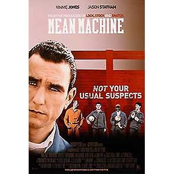 Mittlere Maschine (einseitig) Original Kino Poster