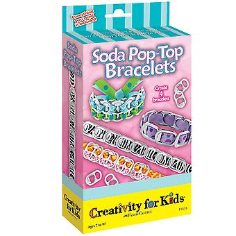 Soda Pop Bracelets Kit 1833