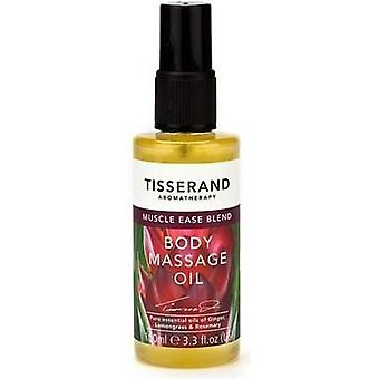 Tisserand Aromatherapy Muscle Ease Oil