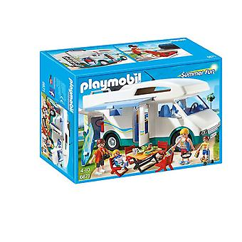 PLAYMOBIL Familien Wohnmobil-6671