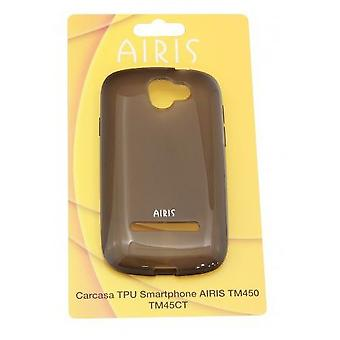 Airis Tm45ct Silicone Case for mobile tm450