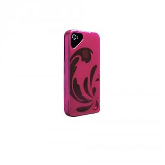 OLO OLO019656 Strato Crest case cover iPhone 4 / 4s pink