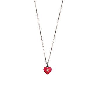 Scout children necklace chain silver heart girls 261090200