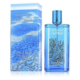 Davidoff Cool Water koraalrif Eau De Toilette Spray (Limited Edition) 125ml / 4.2 oz