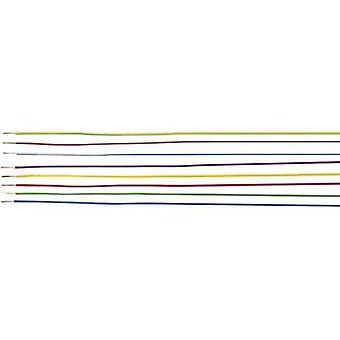 Strand H07V-K 1 x 2.50 mm² Orange Helukabel 29158
