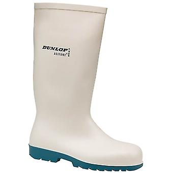 Dunlop A681331 Hevea Unisex Actifort Classic Safety Wellington Boots PVC Slip On