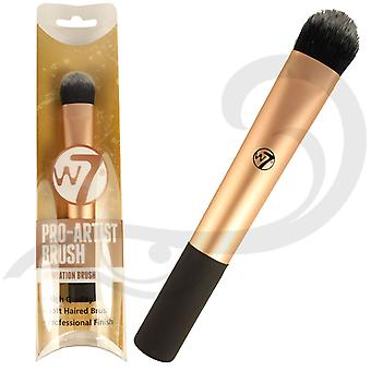 W7 Pro Artist Foundation Brush