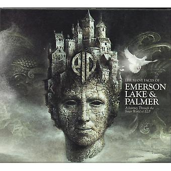 Many Faces Of Emerson Lake & Palmer by Various Artists