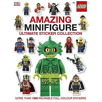 LEGO® Amazing Minifigure Ultimate Sticker Collection (Ultimate Stickers) (Paperback) by Dk