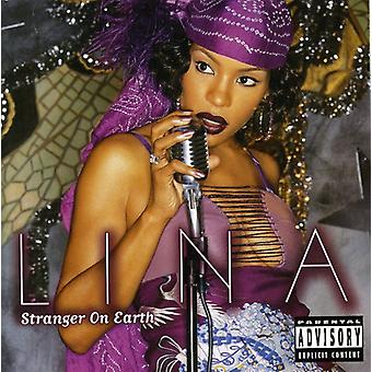 Lina - vreemdeling op aarde [CD] USA import