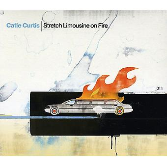 Catie Curtis - Stretch Limousine vid brand [CD] USA import