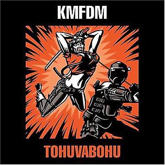 KMFDM - Tohuvabohu [CD] USA import