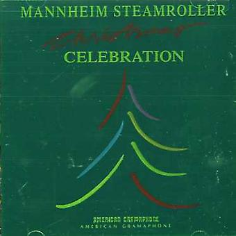 Mannheim damptromle - fest [CD] USA importerer