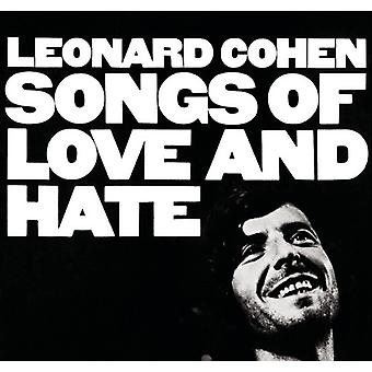Leonard Cohen - Songs of Love & Hate [CD] USA import