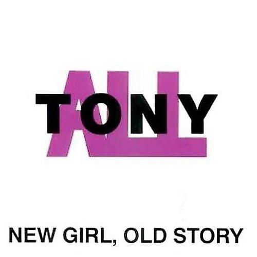 Tonyall - New Girl Old Story [CD] USA import