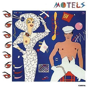 Moteles - cuidado [CD] USA importar