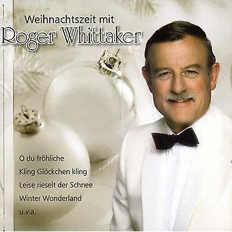 Roger Whittaker - Weihnachtszeit Mit Roger [CD] USA import