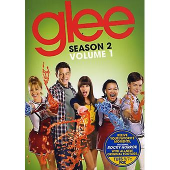 Glee: Season 2, Vol. 1 [3 Discs] [DVD] USA import